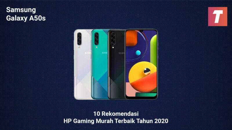 Hp Gaming Murah Samsung Galaxy A50s