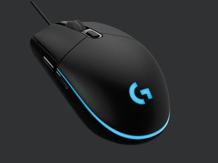 mouse gaming rgb 10