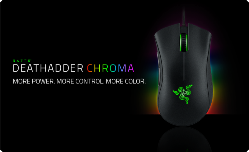 Mouse Gaming Rgb