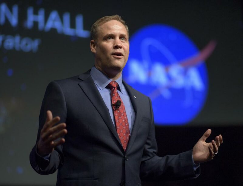 Administrator Nasa, Jim Bridenstine