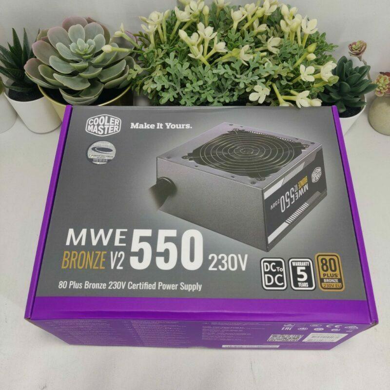 Cooler Master MWE 550 V2 80+