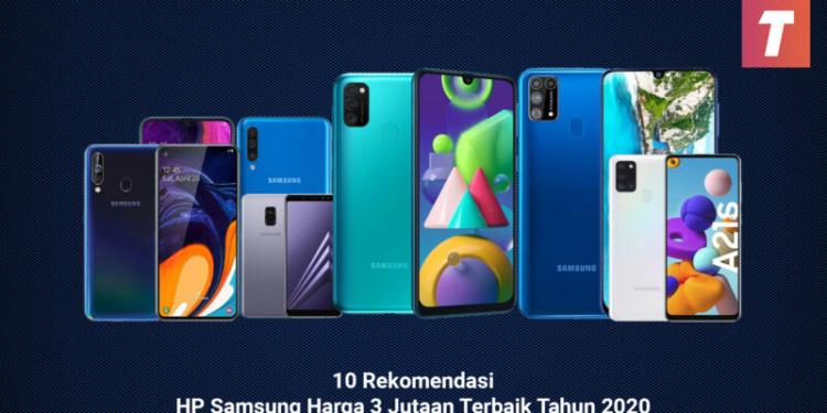Hp Samsung Harga 3 Jutaan Terbaik