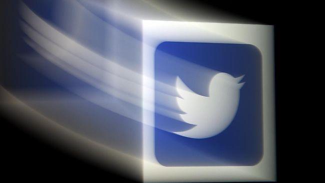 Ilustrasi Logo Twitter