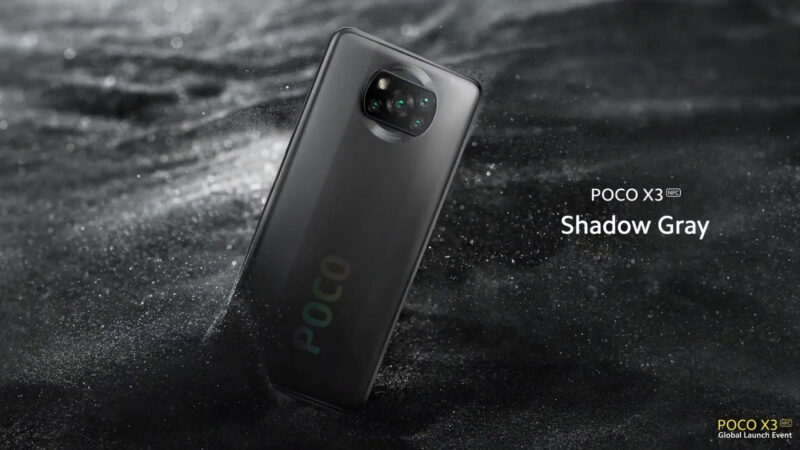 Ilustrasi Smartphone Mid Range Xiaomi, Poco X3 Nfc