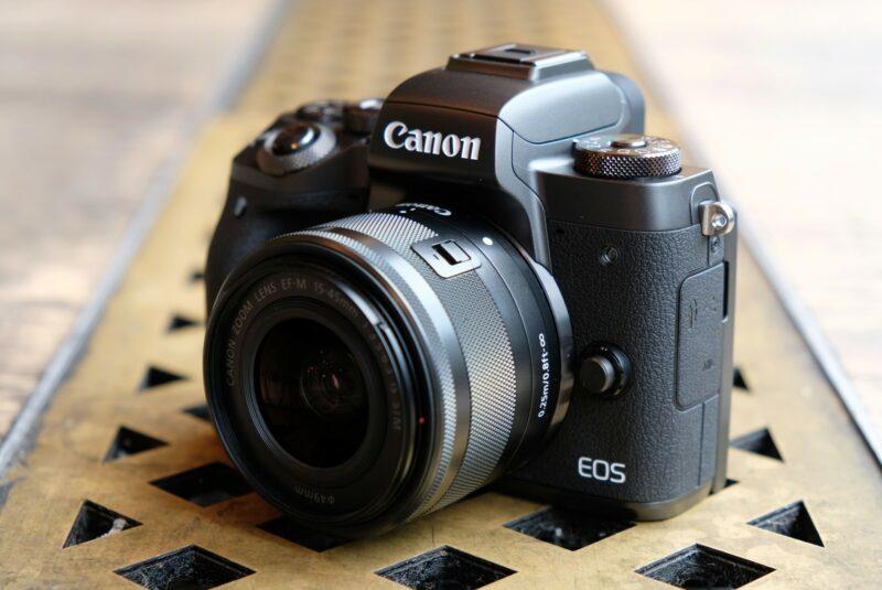 Kamera Terbaru Canon 2 | Spesifikasi Canon EOS M15 Mark II