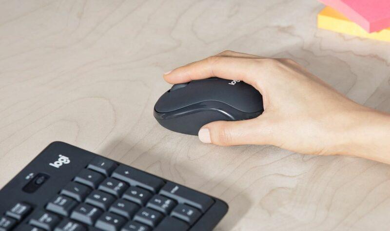 Keyboard Dan Mouse Logitech 1