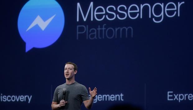 Logo Messenger 3