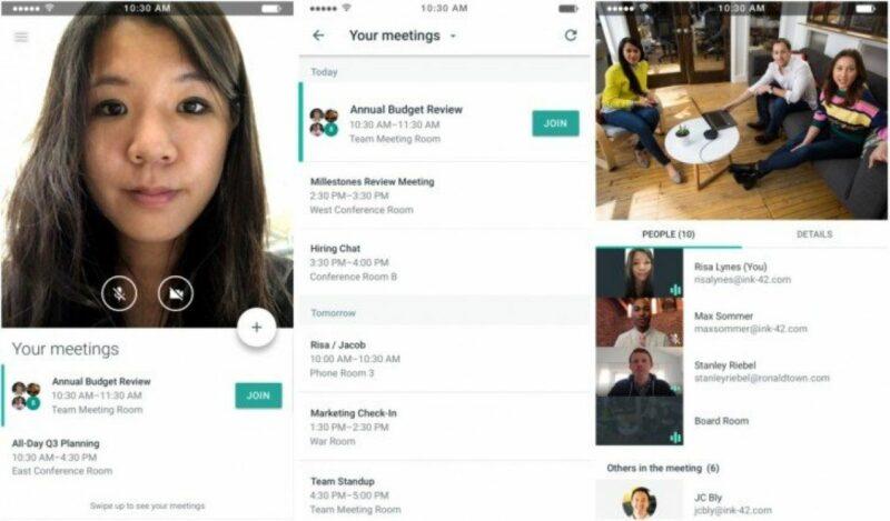 Melakukan Rapat Dengan Mudah Di Google Meet