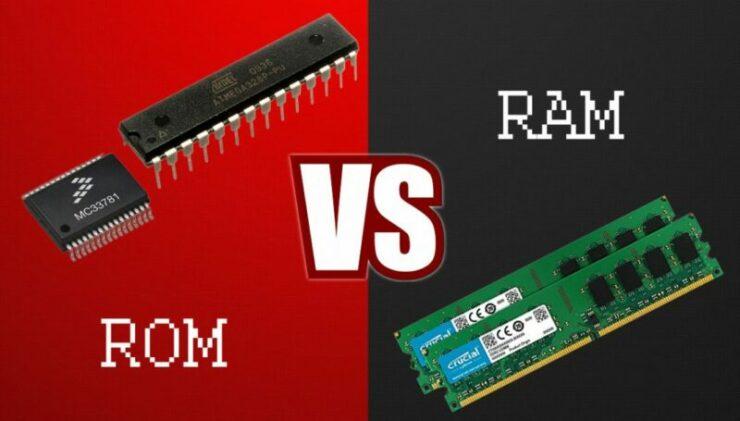 Mengenal Apa Itu Ram Dan Rom, Fungsi Dan Perbedaan Keduanya.