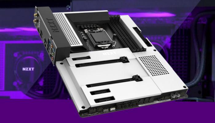 Motherboard Minimalis, N7 Z490