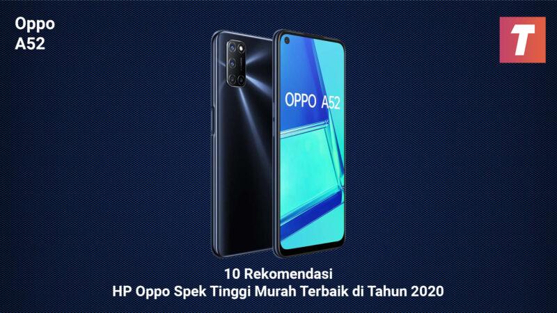 Oppo A52