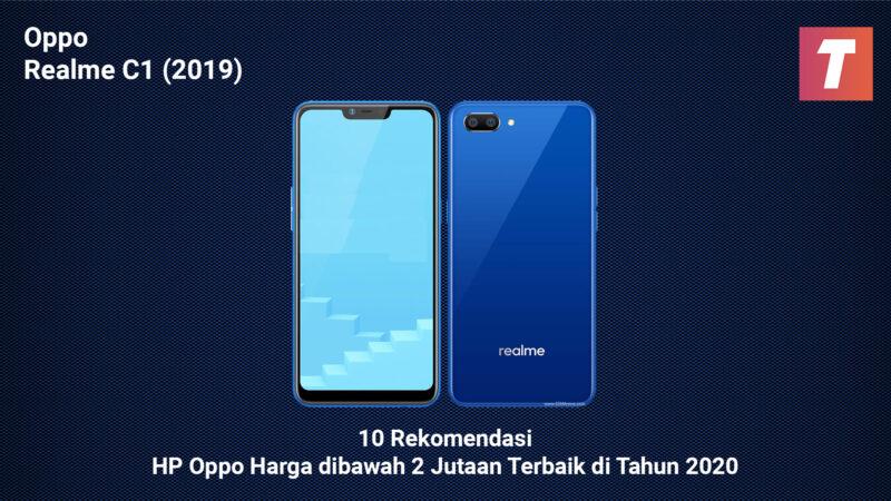 Oppo Realme C1 (2019)