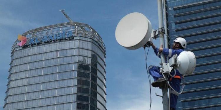 Perusahaan Telekomunikasi Indonesia, Xl Axiata