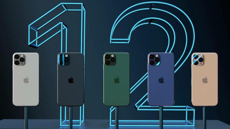 Smartphone Terbaru Buatan Apple, Iphone 12 Series