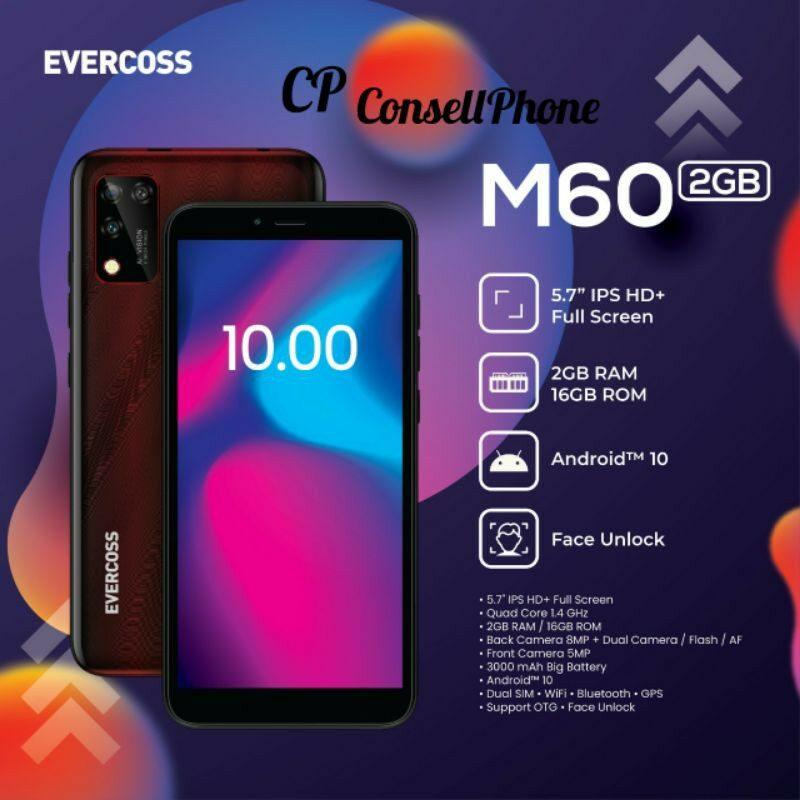 Spesifikasi Evercoss M60 1