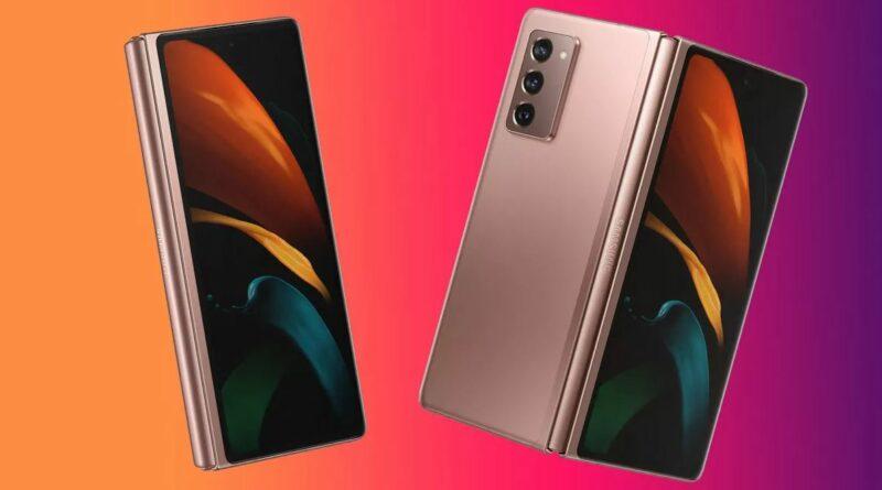Spesifikasi Dan Harga Ponsel Lipat Samsung Galaxy Z Fold2