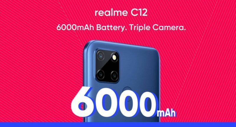 Spesifikasi Dan Harga Realme C12 2