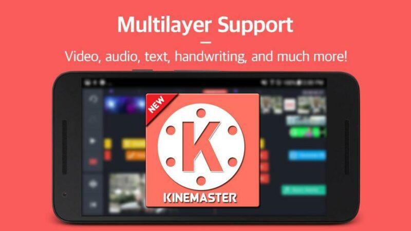 Aplikasi Edit Video Terbaik Android, KineMaster