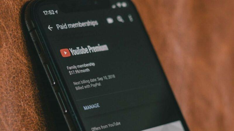 Cara Berhenti YouTube Premium