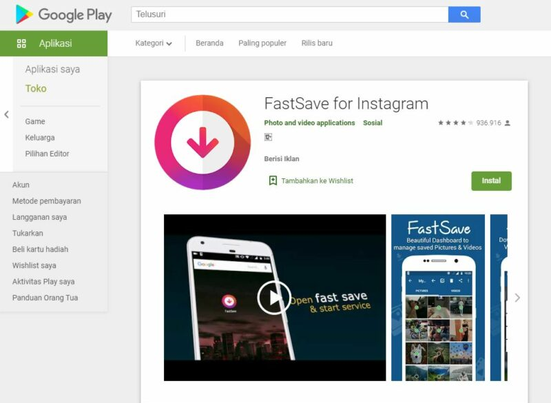Cara Download Video Instagram Tanpa Aplikasi Online 4