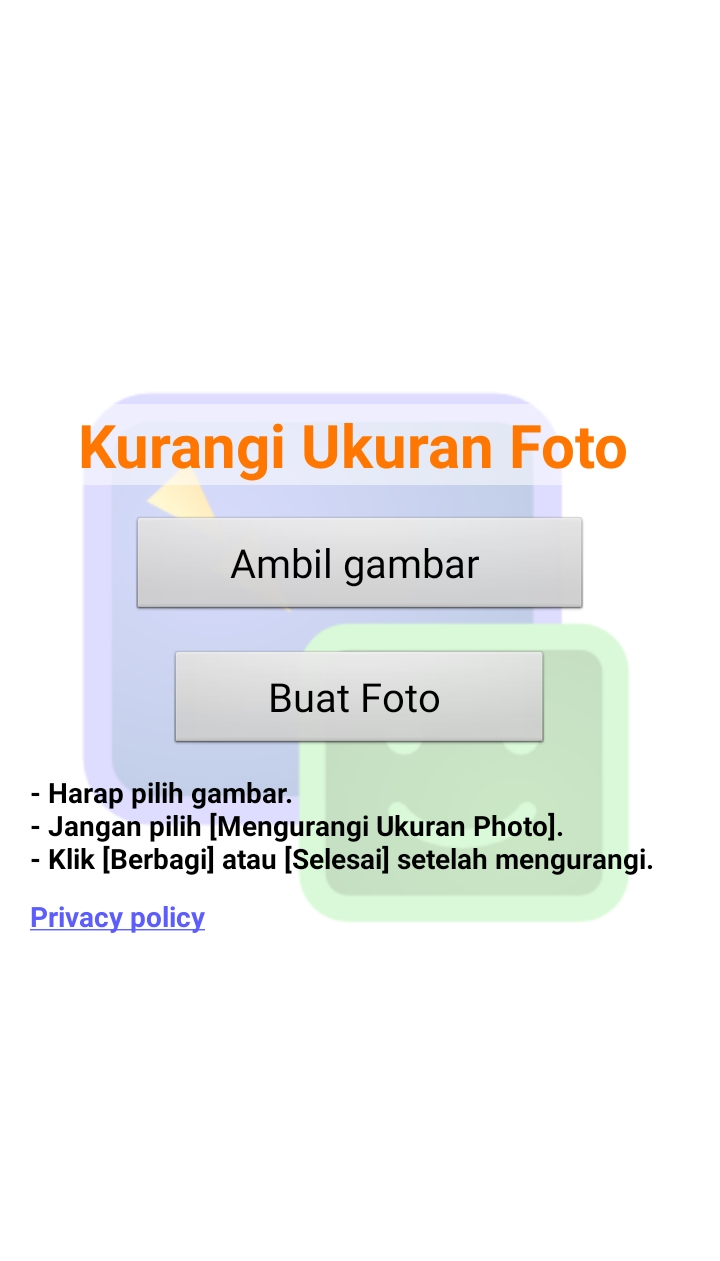 Cara Edit Pas Photo 3x4 Di Android