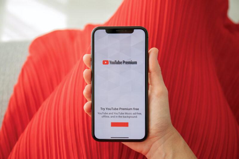 Cara Membuat Youtube Premium Gratis