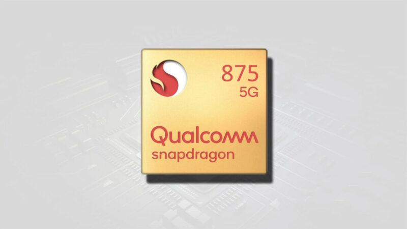 Chipset Snapdragon 875 3