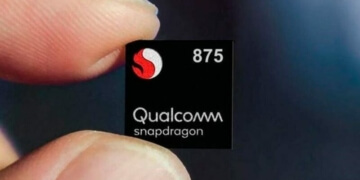 Chipset Snapdragon 875
