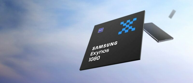 Chipset Terbaru Samsung Exynos 1080 1