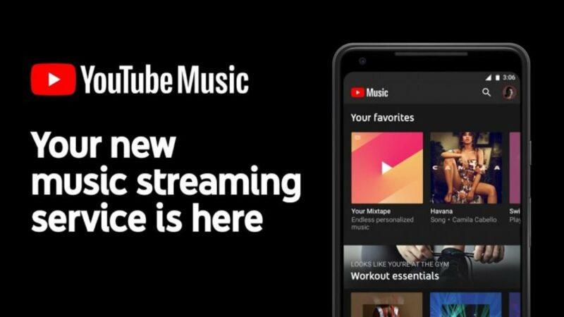 Fitur Terbaru Youtube Music 1