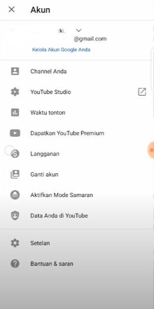 Foto Petunjuk Cara Berlangganan Youtube Premium Gratis 2