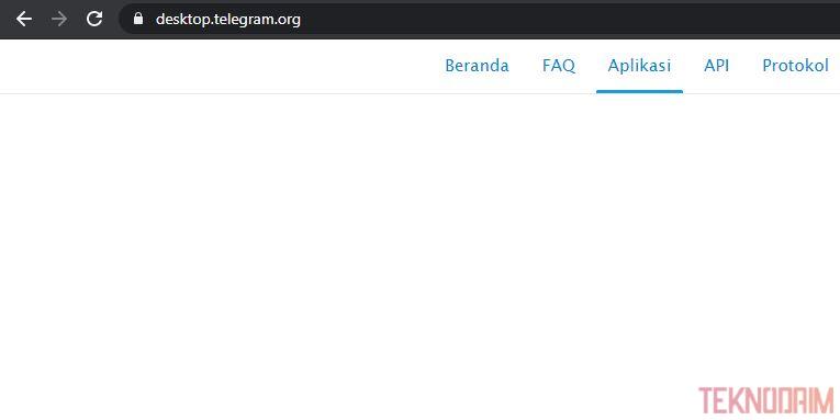 Foto Petunjuk Cara Main Telegram Pc 1