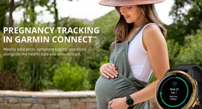 Garmin Masukkan Fitur Pelacakan Kehamilan Atau Pregnancy Tracking Di Smartwatchnya