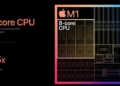 Hasil Benchmark Chipset Apple M1 Tembus Angka Sejuta