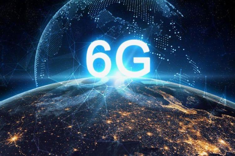 Ilustrasi Perkembangan Jaringan 6G
