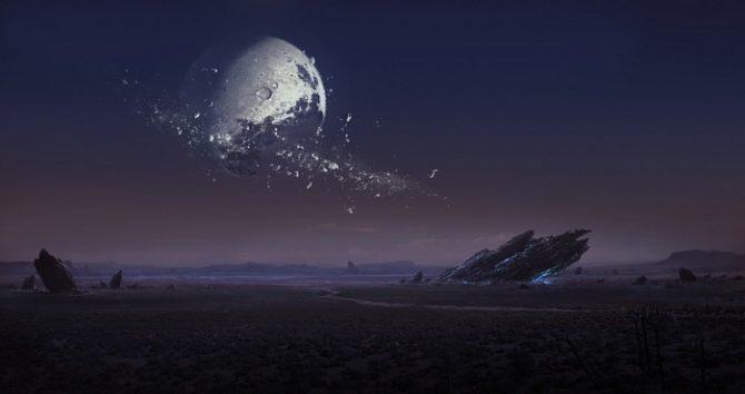 Metalysis Ubah Puih Puih Bulan Jadi Oksigen