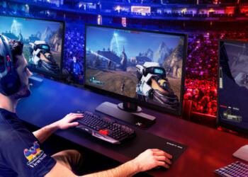Monitor Gaming Murah