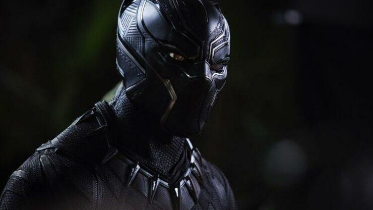 Pengganti Pemeran Black Panther 2 By Teknodaim
