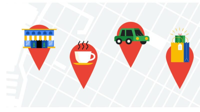 Peta Google Maps 3