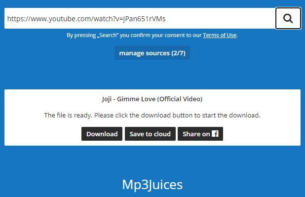 Petunjuk Foto Cara Download Lagu YouTube di HP 5