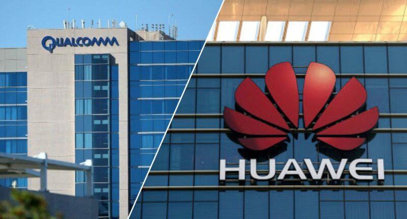 Qualcomm dan Huawei