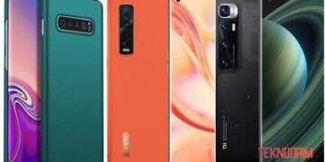 Rekomendasi Smartphone 5g Terbaik 2020