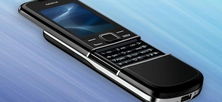 Sekilas Tampilan Depan Nokia 8000 Versi 2020