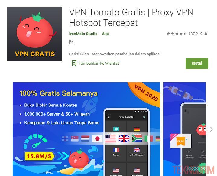 Tomato Free VPN