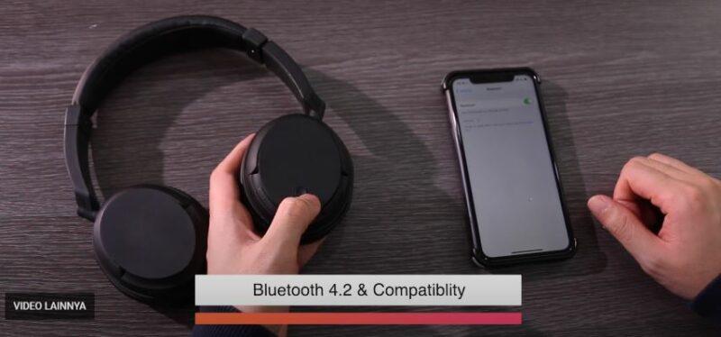 Wireless Headphone Terbaik Dibawah 200 Ribu, INONE Wireless Headset KT-900 With Mic
