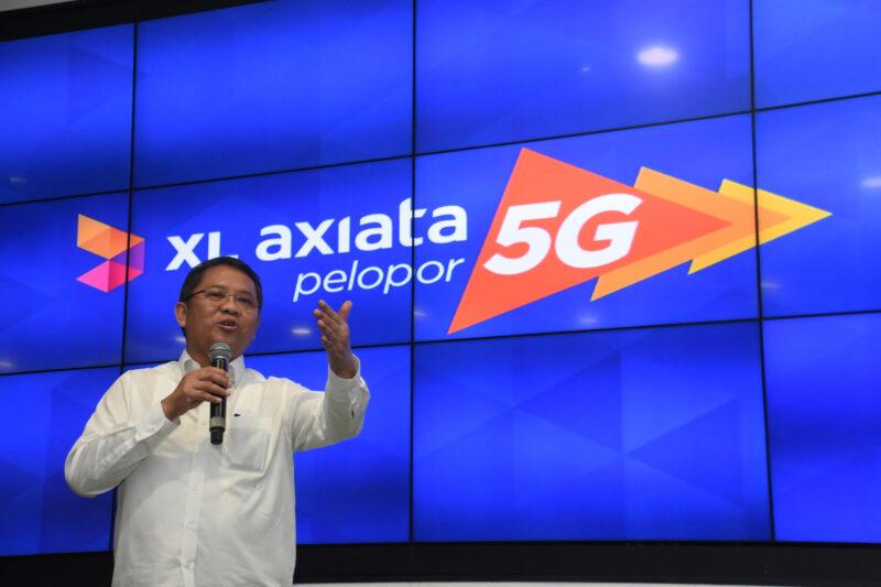 XL Axiata Uji Coba Teknologi 5G