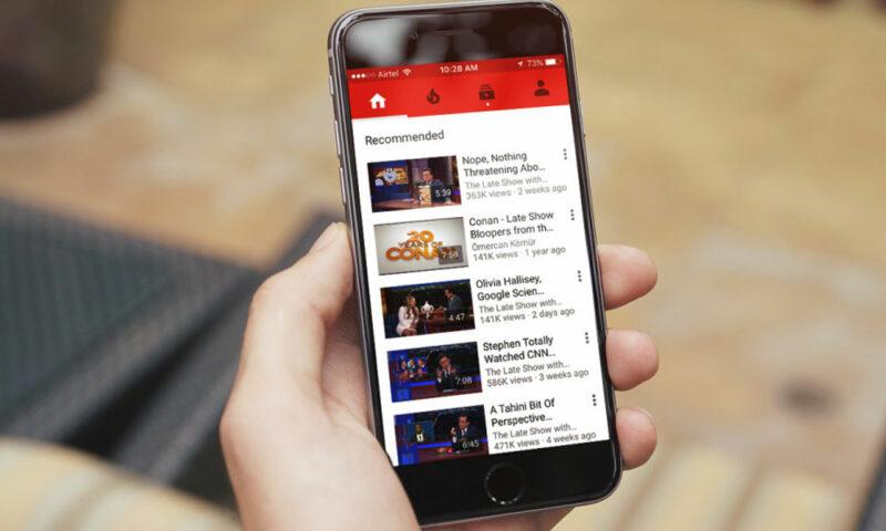 Platform Streaming Video, YouTube