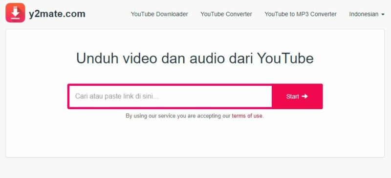 Situs Download Video Youtube Terbaik Ytmp3 1