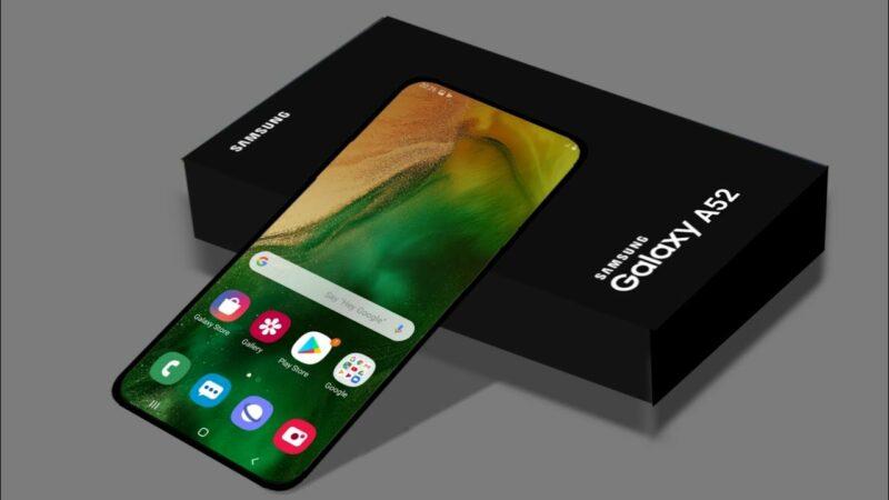 Bocoran Spesifikasi Samsung Galaxy A52 4