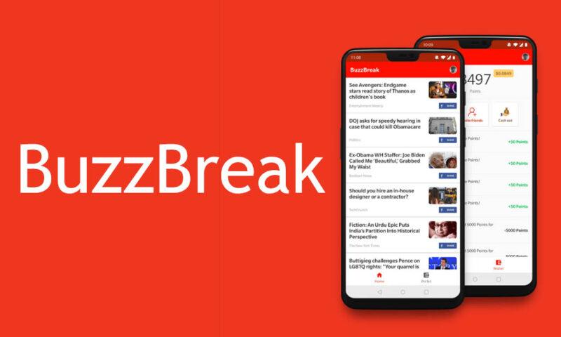 Aplikasi Penghasil Uang 2020 Terbukti Membayar, BuzzBreak